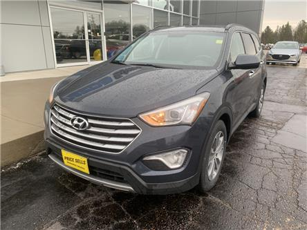 2016 Hyundai Santa Fe XL Luxury (Stk: 21766) in Pembroke - Image 2 of 11