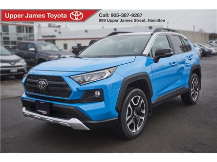 2019 Toyota RAV4 Trail (Stk: 190561) in Hamilton - Image 1 of 19