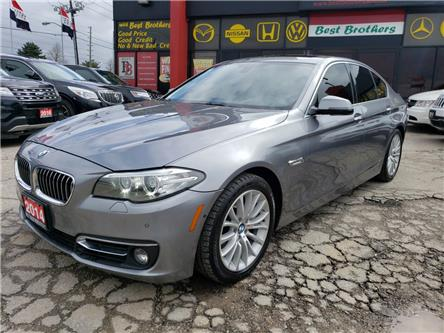 2014 BMW 528i xDrive (Stk: 219295) in Toronto - Image 1 of 17