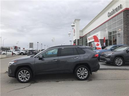 2019 Toyota RAV4 Limited (Stk: 190264) in Cochrane - Image 2 of 14