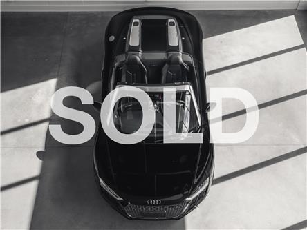 2017 Audi R8 5.2 V10 (Stk: ) in Woodbridge - Image 1 of 35