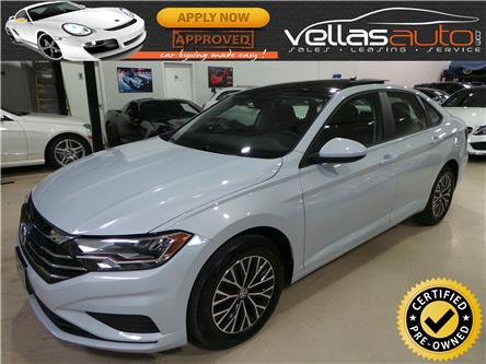 2019 Volkswagen Jetta 1.4 TSI Highline (Stk: NP4983) in Vaughan - Image 1 of 25