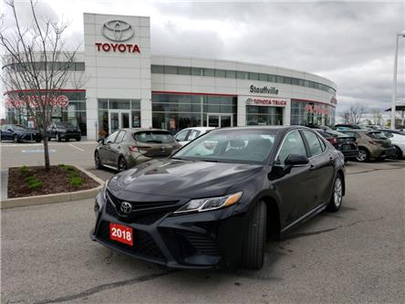 2018 Toyota Camry SE (Stk: P1796) in Whitchurch-Stouffville - Image 1 of 15