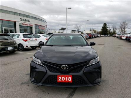 2018 Toyota Camry SE (Stk: P1796) in Whitchurch-Stouffville - Image 2 of 15