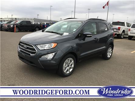 2019 Ford EcoSport SE (Stk: K-1083) in Calgary - Image 1 of 5