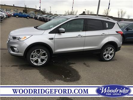 2019 Ford Escape Titanium (Stk: K-1230) in Calgary - Image 2 of 5