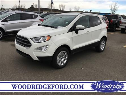 2019 Ford EcoSport SE (Stk: K-1587) in Calgary - Image 1 of 6