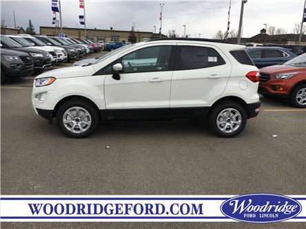 2019 Ford EcoSport SE (Stk: K-1587) in Calgary - Image 2 of 6