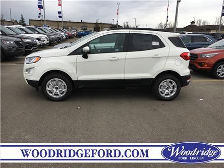2019 Ford EcoSport SE (Stk: K-1587) in Calgary - Image 2 of 6