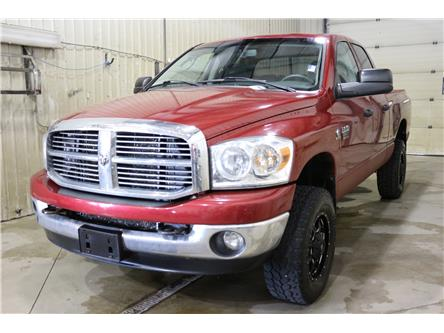 2008 Dodge Ram 2500 SLT (Stk: HT237A) in Rocky Mountain House - Image 1 of 26