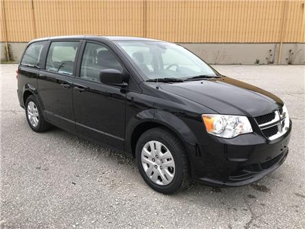 2019 Dodge Grand Caravan 29E Canada Value Package (Stk: 191036) in Windsor - Image 1 of 12