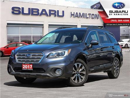 2017 Subaru Outback 2.5i Limited (Stk: U1435) in Hamilton - Image 1 of 27
