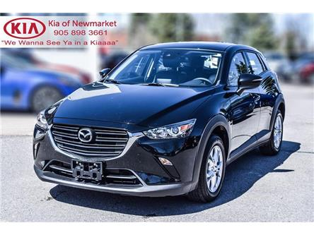 2019 Mazda CX-3 GS (Stk: P0848) in Newmarket - Image 1 of 20
