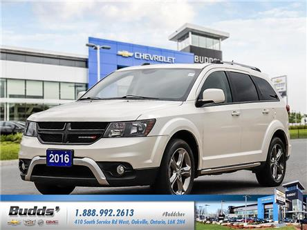 2016 Dodge Journey Crossroad (Stk: ES9057A) in Oakville - Image 1 of 22