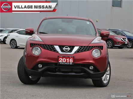 2016 Nissan Juke SL (Stk: P2808) in Unionville - Image 2 of 27