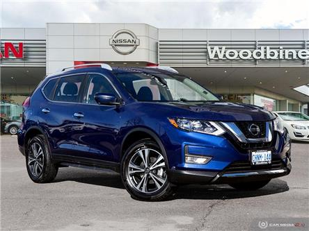 2019 Nissan Rogue SV (Stk: P7339) in Etobicoke - Image 1 of 27