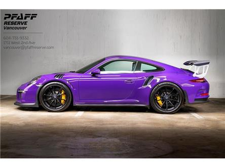 2016 Porsche 911 GT3 RS (Stk: VU0445) in Vancouver - Image 1 of 22