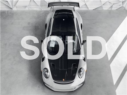 2019 Porsche 911 GT3 RS (Stk: ) in Woodbridge - Image 1 of 40