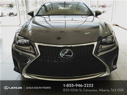 2018 Lexus RC 350 Base (Stk: L8D0668A) in Edmonton - Image 2 of 13