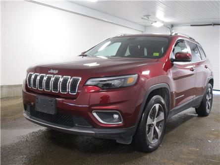 2019 Jeep Cherokee Limited (Stk: F170671 ) in Regina - Image 1 of 17