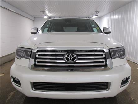 2019 Toyota Sequoia Platinum 5.7L V8 (Stk: 193274) in Regina - Image 2 of 29