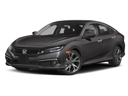 2019 Honda Civic Touring (Stk: F19221) in Orangeville - Image 1 of 9