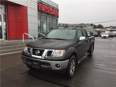 2019 Nissan Frontier SL (Stk: N97-6101) in Chilliwack - Image 1 of 18