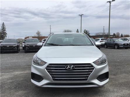 2019 Hyundai Accent Preferred (Stk: R95162) in Ottawa - Image 2 of 11