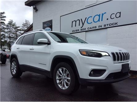 2019 Jeep Cherokee North (Stk: 190577) in North Bay - Image 1 of 20