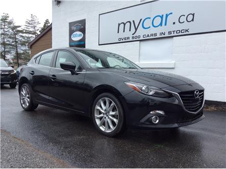 2015 Mazda Mazda3 Sport GT (Stk: 190516) in North Bay - Image 1 of 20