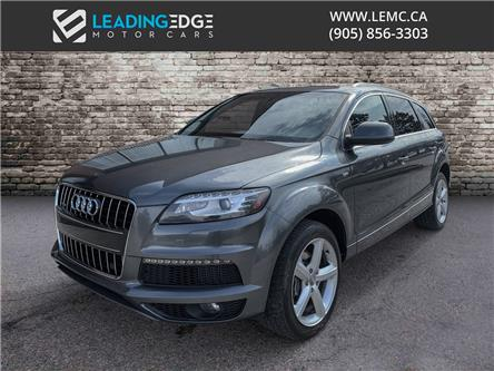 2012 Audi Q7 3.0 TDI Premium (Stk: 9953) in Woodbridge - Image 1 of 22