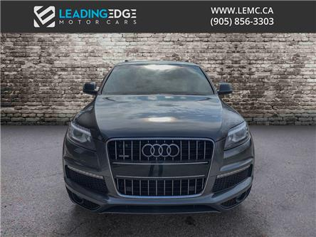 2012 Audi Q7 3.0 TDI Premium (Stk: 9953) in Woodbridge - Image 2 of 22