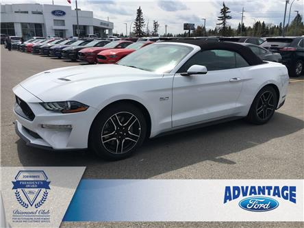 2019 Ford Mustang GT Premium (Stk: K-569) in Calgary - Image 1 of 5