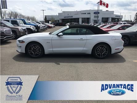 2019 Ford Mustang GT Premium (Stk: K-569) in Calgary - Image 2 of 5