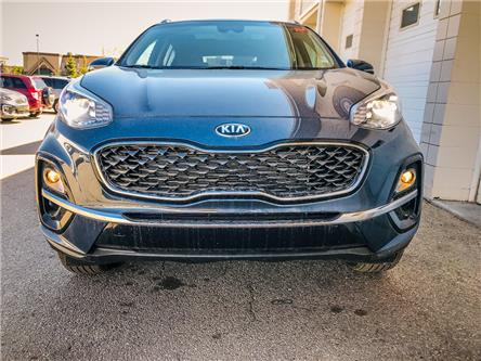 2020 Kia Sportage EX Tech (Stk: 21645) in Edmonton - Image 2 of 11