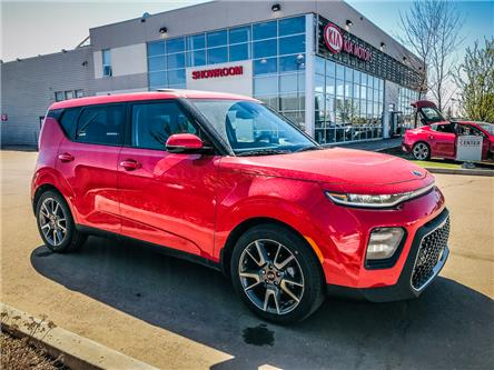 2020 Kia Soul EX Limited (Stk: 21686) in Edmonton - Image 1 of 15