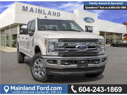 2019 Ford F-350 Lariat (Stk: 9F31949) in Vancouver - Image 1 of 30