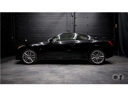 2015 Infiniti Q60 Sport (Stk: 19-286A) in Kingston - Image 1 of 33