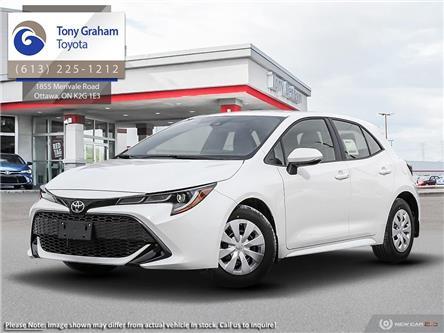 2019 Toyota Corolla Hatchback Base (Stk: 58233) in Ottawa - Image 1 of 23