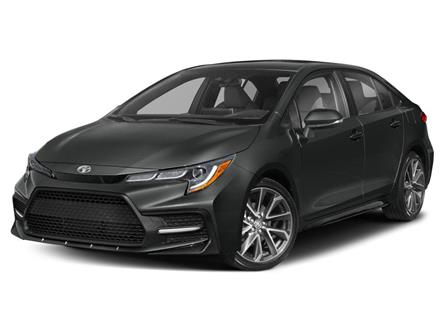2020 Toyota Corolla SE (Stk: 20001) in Brandon - Image 1 of 8