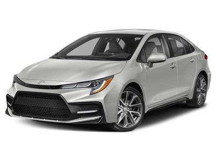 2020 Toyota Corolla SE (Stk: 20006) in Brandon - Image 1 of 8