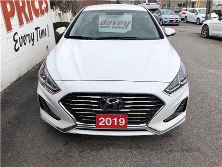 2019 Hyundai Sonata ESSENTIAL (Stk: 19-333) in Oshawa - Image 2 of 13