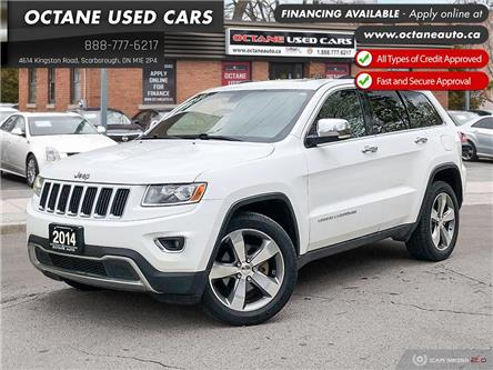 2014 Jeep Grand Cherokee Limited (Stk: ) in Scarborough - Image 1 of 22