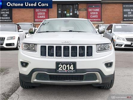 2014 Jeep Grand Cherokee Limited (Stk: ) in Scarborough - Image 2 of 22