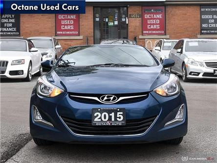 2015 Hyundai Elantra Sport Appearance (Stk: ) in Scarborough - Image 2 of 27