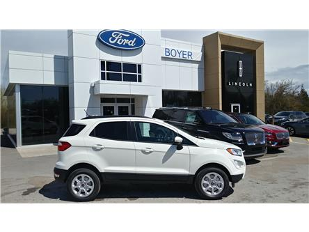 2019 Ford EcoSport SE (Stk: EC1252) in Bobcaygeon - Image 1 of 21