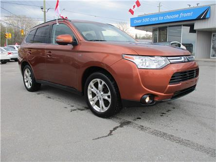 2014 Mitsubishi Outlander GT (Stk: 190537) in Kingston - Image 1 of 15