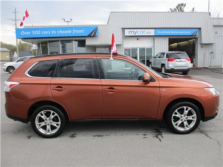 2014 Mitsubishi Outlander GT (Stk: 190537) in Richmond - Image 2 of 15