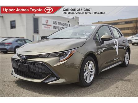 2019 Toyota Corolla Hatchback Base (Stk: 190542) in Hamilton - Image 1 of 17