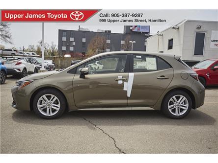 2019 Toyota Corolla Hatchback Base (Stk: 190542) in Hamilton - Image 2 of 17